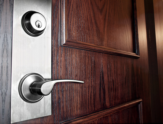 residential locksmith services door needs rekeying