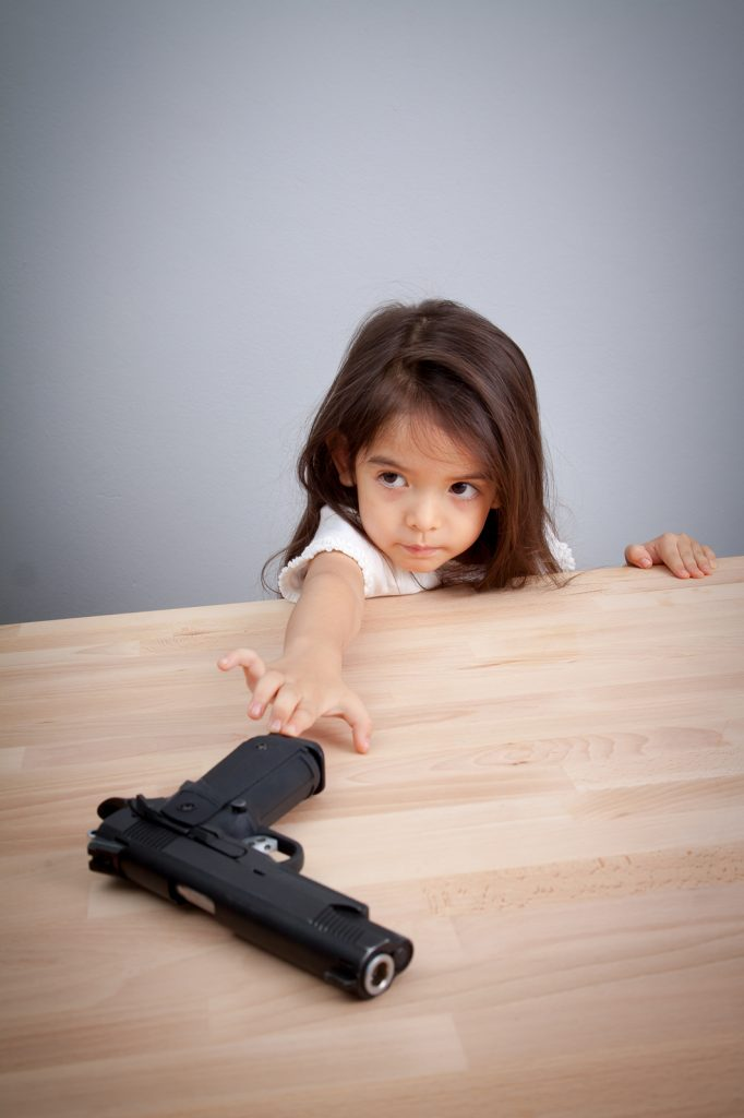 gun safes protect children from deadly accidents